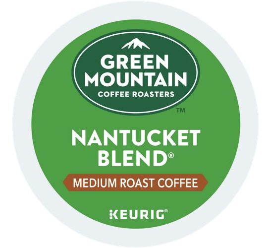 Nantucket Blend From Green Mountain