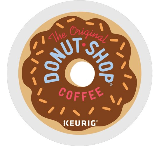 The Original Donut Shop Coffee From The Original Donut Shop
