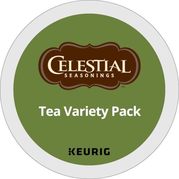 Celestial Seasonings Tea Variety Pack K-Cup Icon