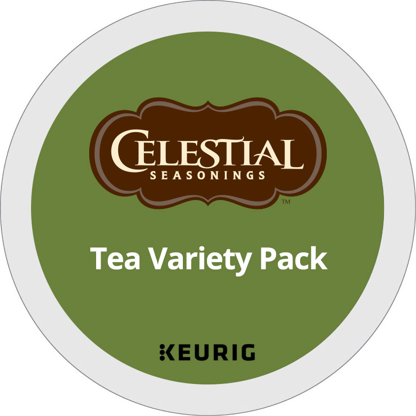 Tea Variety Pack From Celestial Seasonings