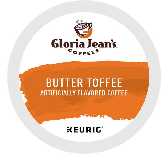 Butter Toffee From Gloria Jean's