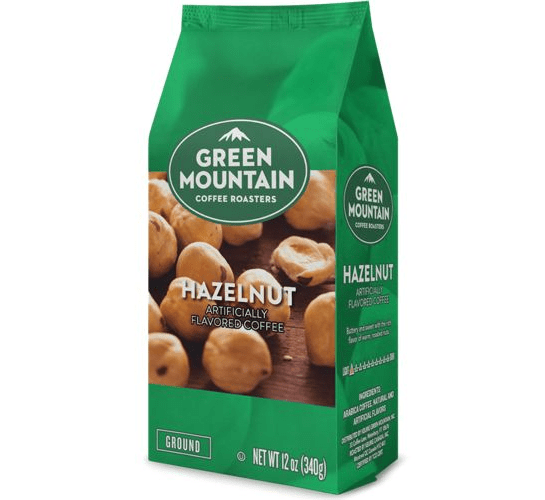 Hazelnut From Green Mountain (Grounds)