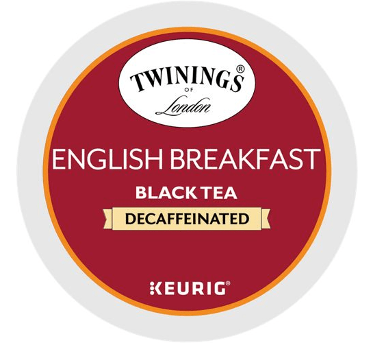 English Breakfast Decaf Tea From Twinings