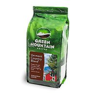 Green Mountain Vermont Country Whole Bean Bagged Coffee