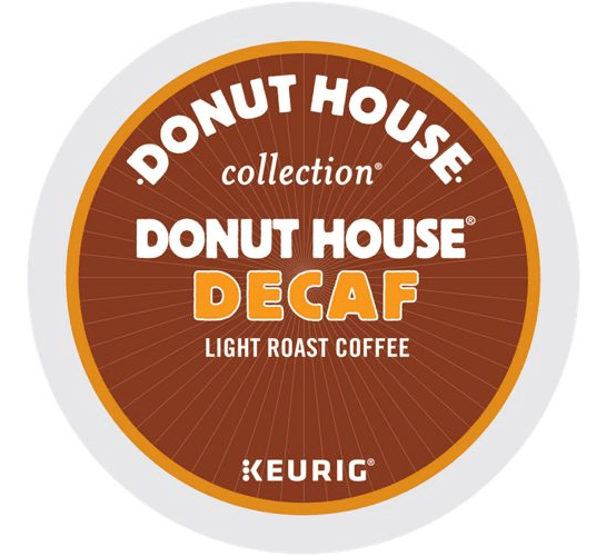 Donut House Decaf From Donut House