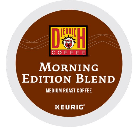 Morning Edition Blend From Diedrich