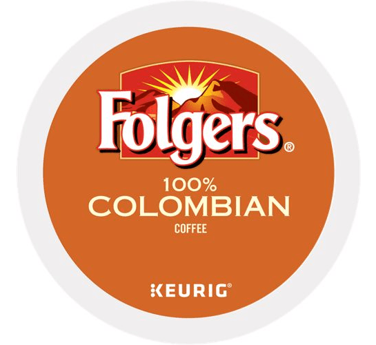 Lively Colombian From Folgers