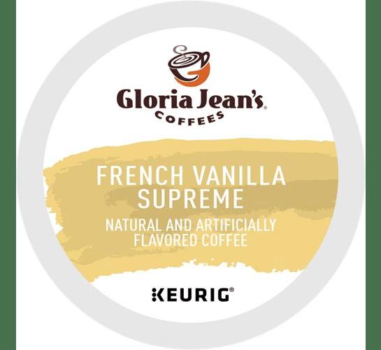 French Vanilla Supreme From Gloria Jean's