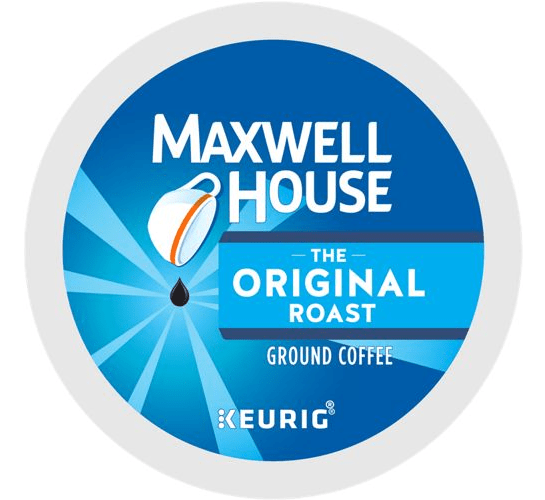 Original Roast From Maxwell House