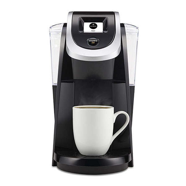 Home K-Cup Brewer (K200 Black) From Keurig