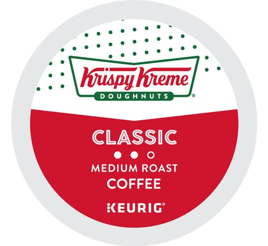 Classic From Krispy Kreme Doughnuts