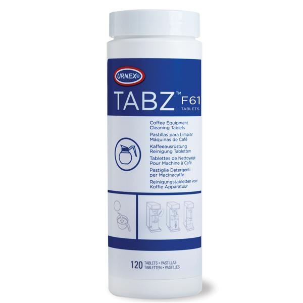Tabz F61 From Urnex