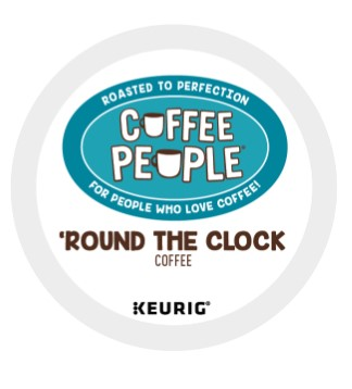 'Round The Clock From Coffee People