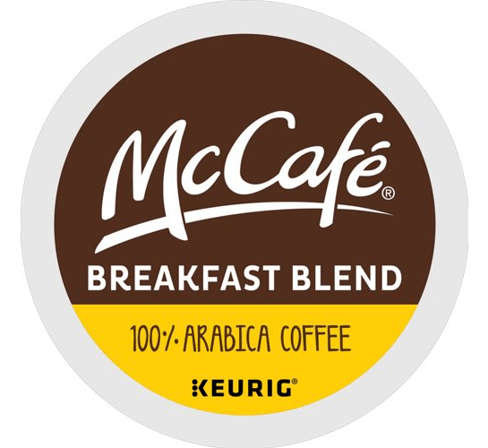 Breakfast Blend From McCafe
