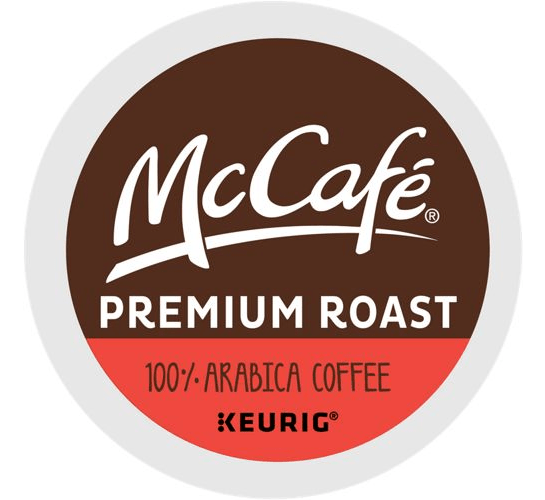 Premium Roast From McCafe