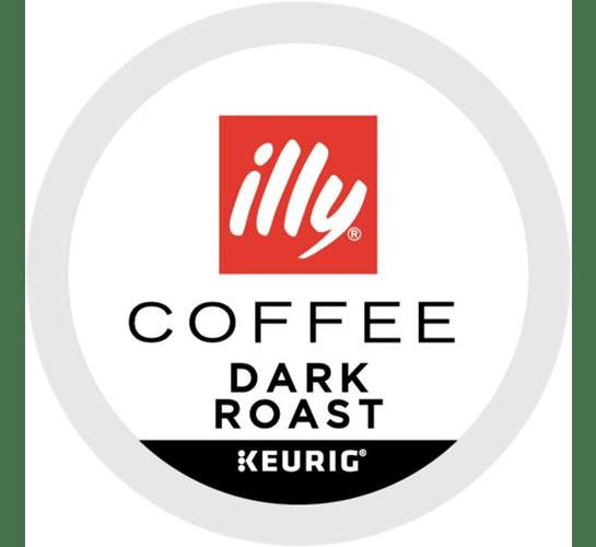 Illy Dark Roast