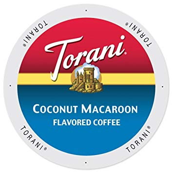 Coconut Macaroon From Torani