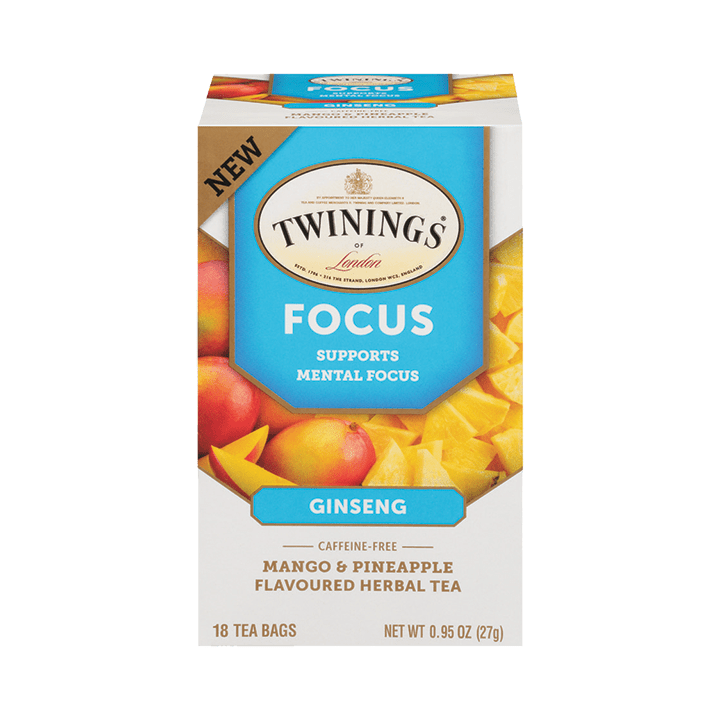 FOCUS-Ginseng By Twinings