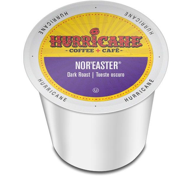 HURRICANE Nor'Easter