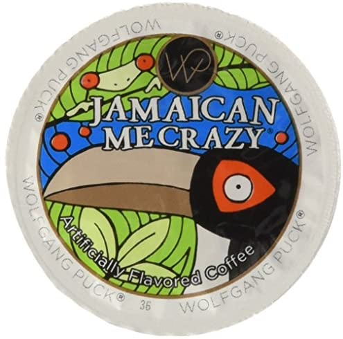 Jamaican Me Crazy WOLFGANG PUCK