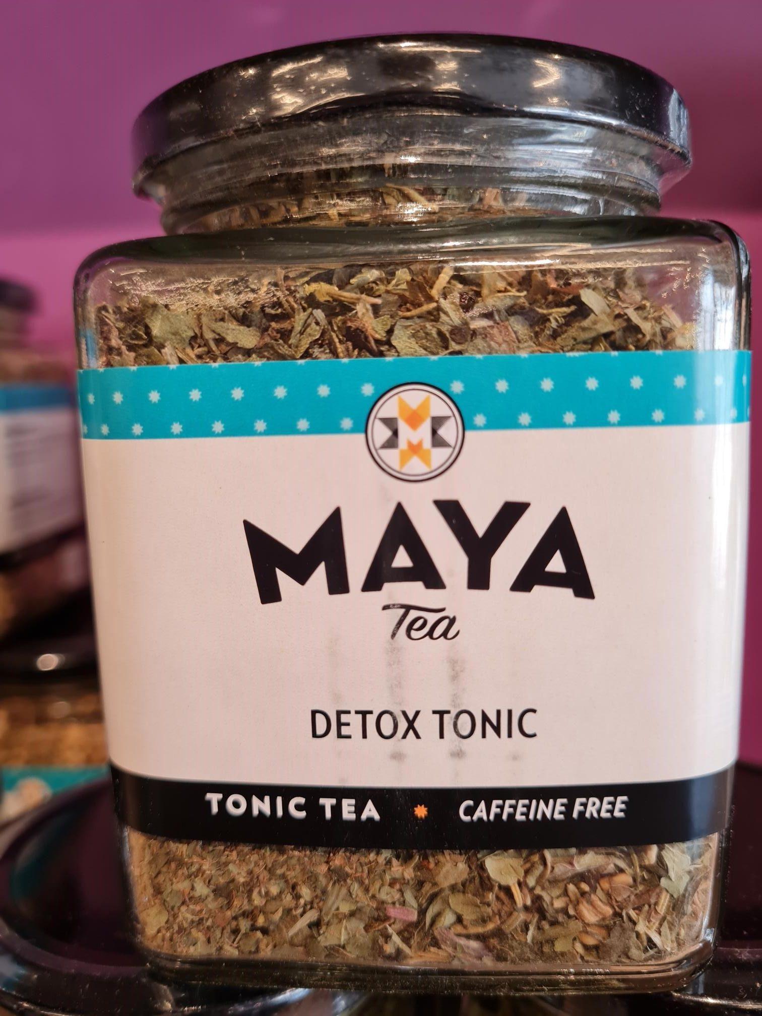 MAYA Detox Tonic Loose Tea