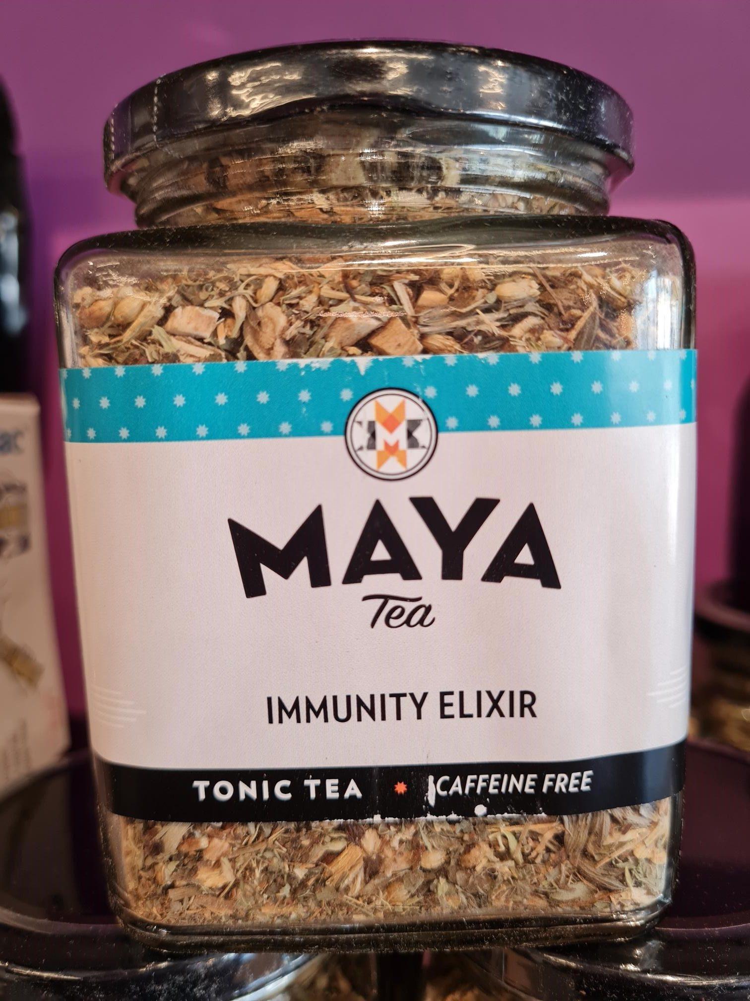 MAYA Immunity Elixir Loose Tea
