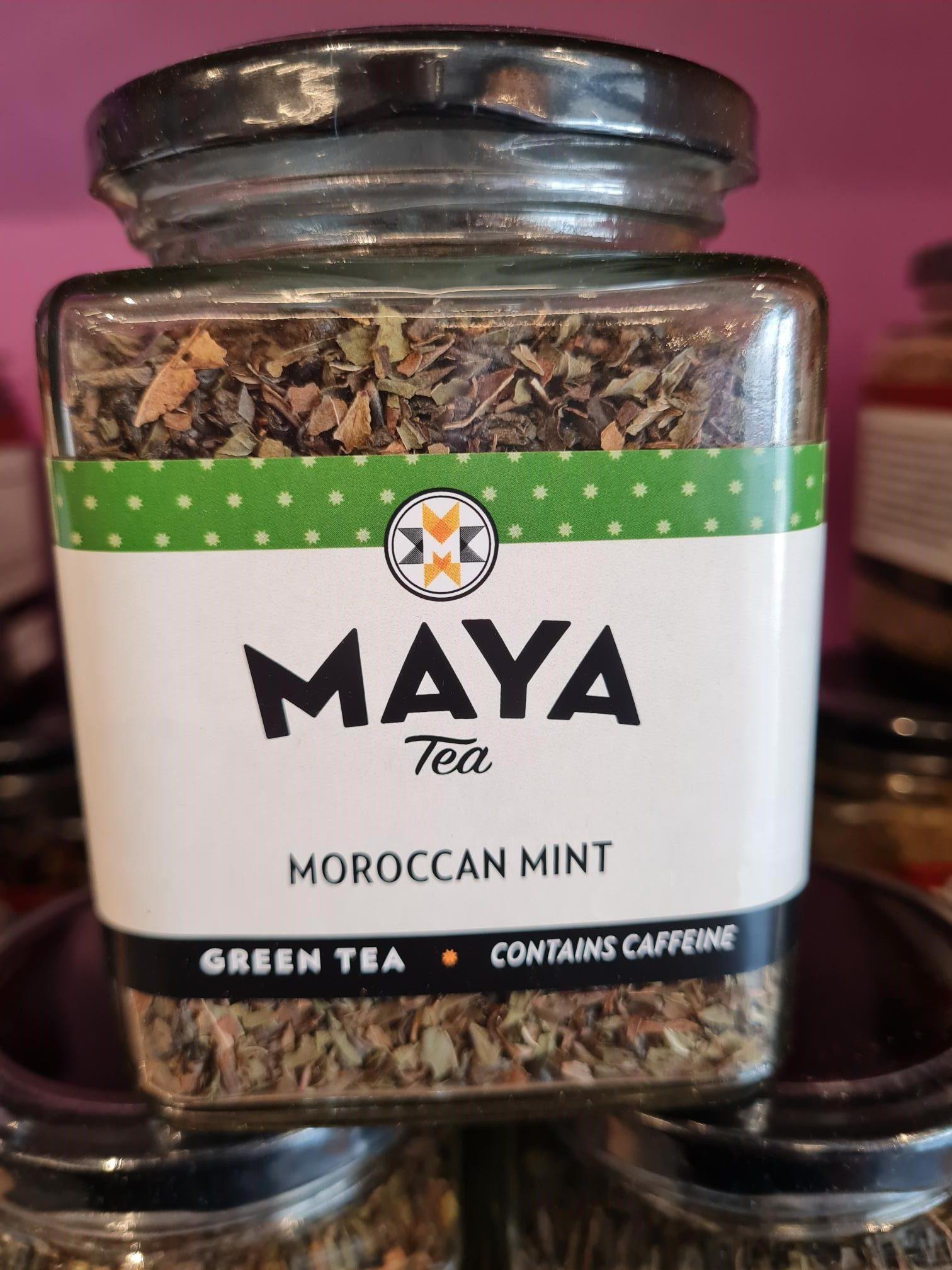 MAYA Moroccan Mint Loose Tea