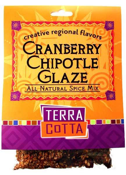 Cranberry Chipotle Glaze – TERRA COTTA