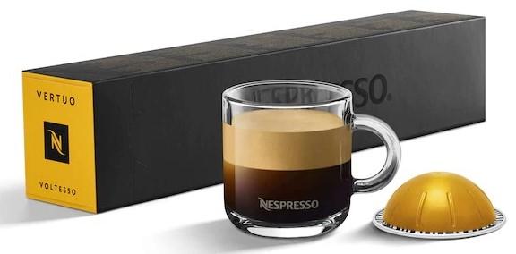 VERTUO Espresso Voltesso By NESPRESSO