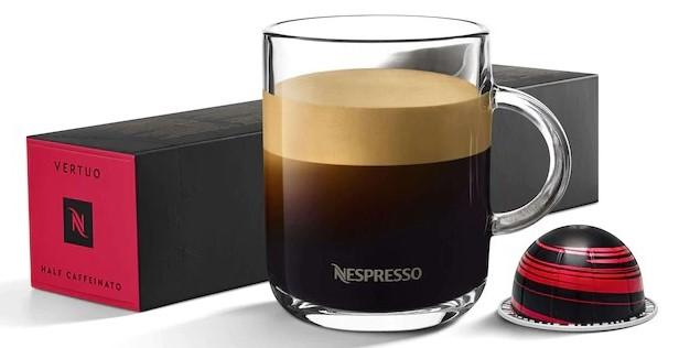 VERTUO Half Caffeinato By NESPRESSO