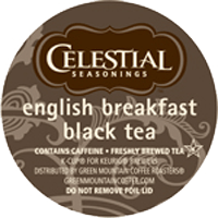 Devonshire English Breakfast From Celestial Seasonings