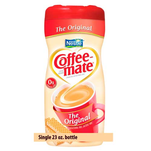 Coffee-mate Original (23 Oz. Bottle) From Nestlé