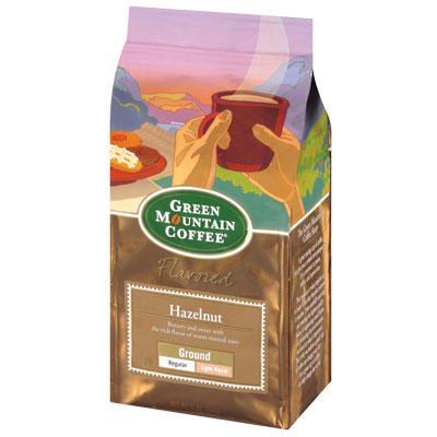 Hazelnut Decaf From Green Mountain