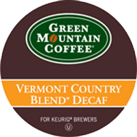 Vermont Country Blend Decaf From Green Mountain