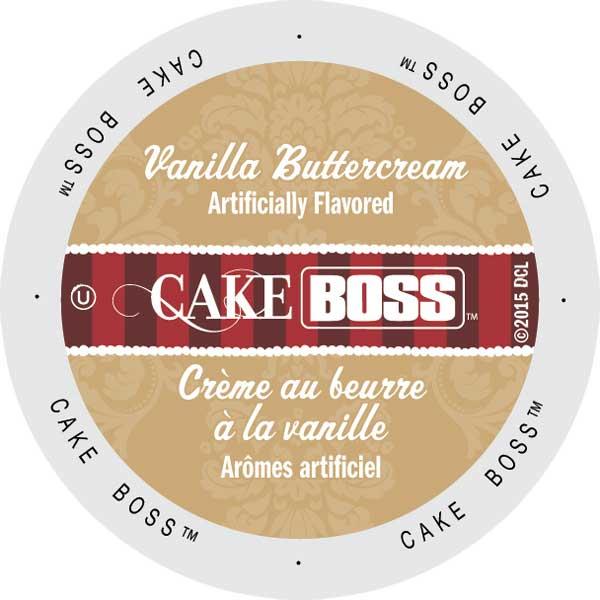 Vanilla Buttercream From Cake Boss Coffee