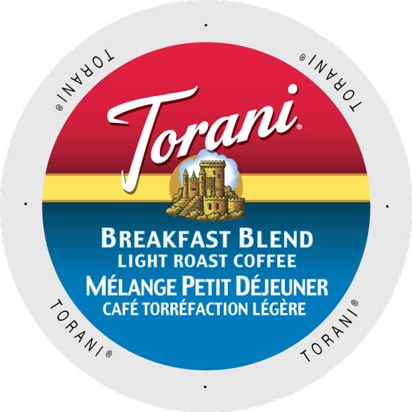 Breakfast Blend From Torani