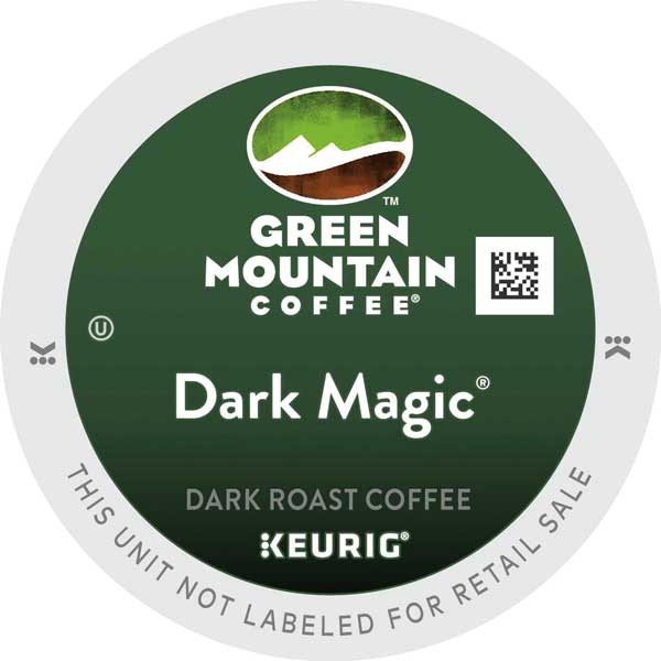 Dark Magic From Green Mountain