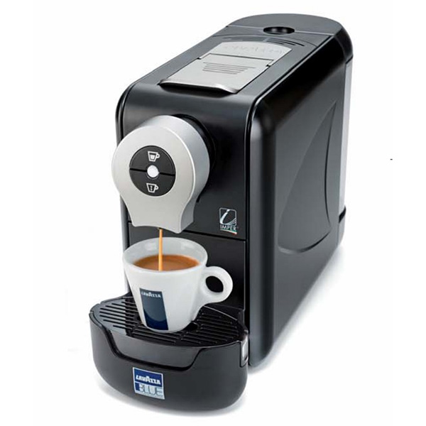 Compact Espresso Maker From Lavazza BLUE