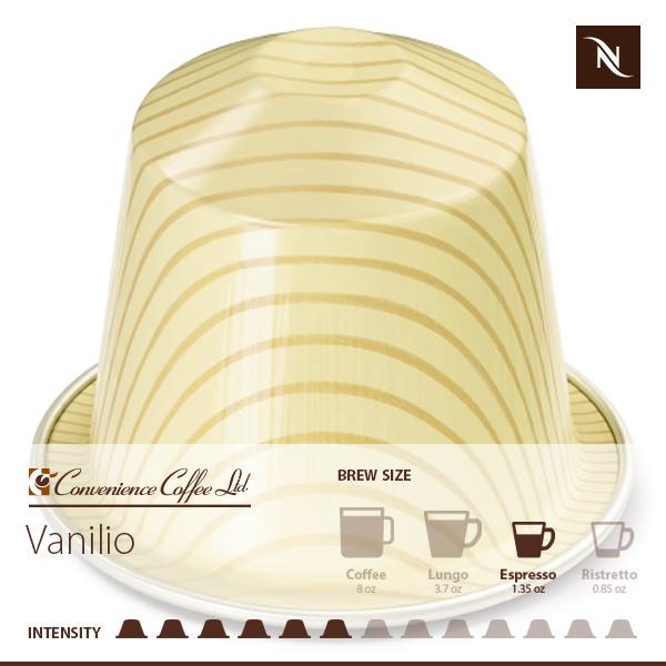 Barista Vanilla Éclair Capsules From Nespresso