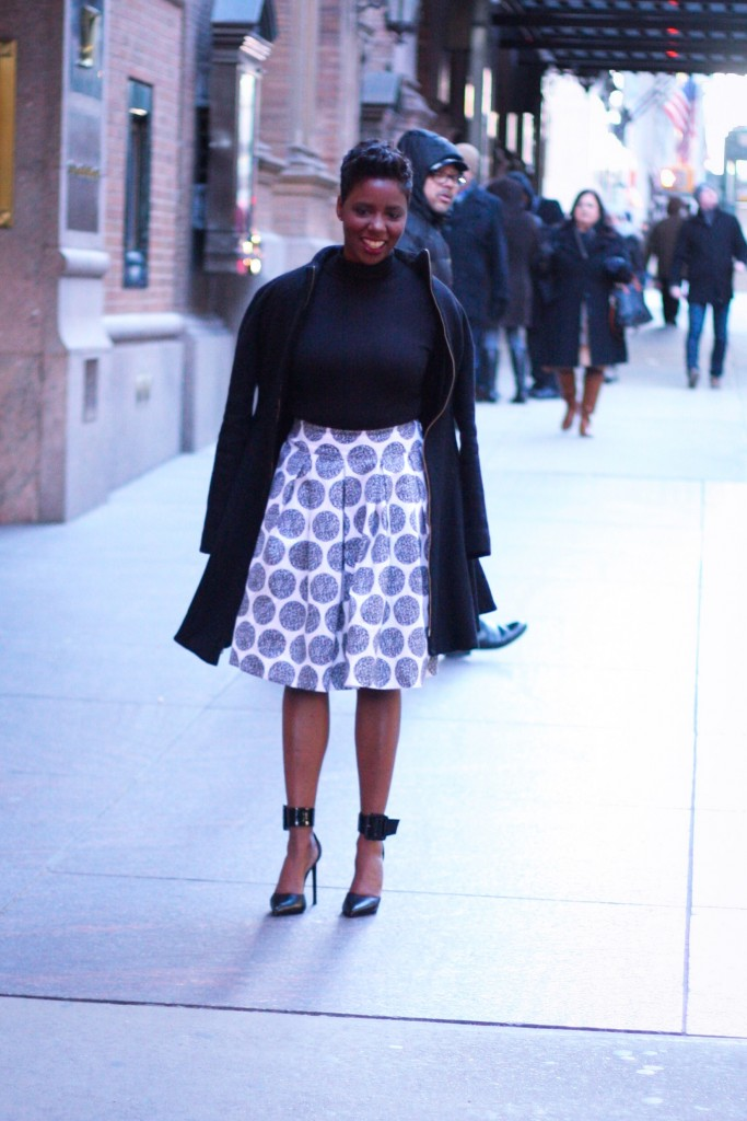 Galentines Day NYC Style Blogger
