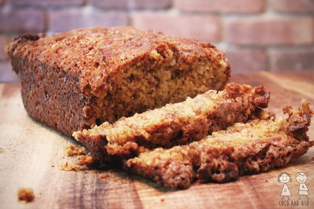 Cinnamon crunch banana bread forumfinder Choice Image