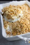 Poppy Seed Chicken, Casserole easy, dinner,