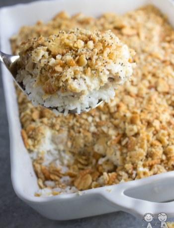 Poppy Seed Chicken, Casserole easy, dinner,