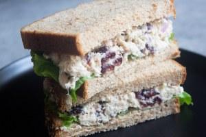 whole foods cranberry tuna salad, tuna salad, cranberry tuna, whole foods, coco and ash