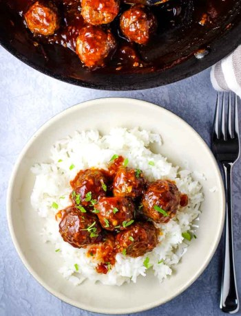 Sweet and Sour Meatballs, meatballs, mini meatballs, asian meatballs, appetizer meatballs, coco and ash