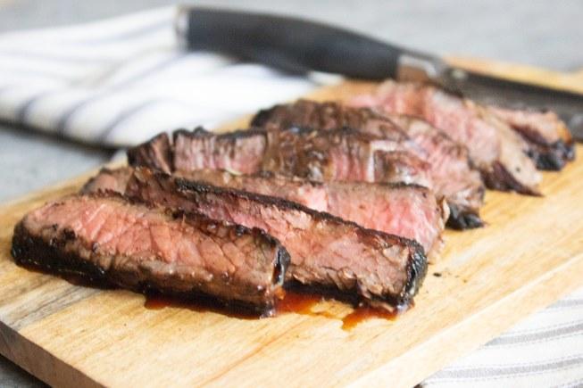 Juicy Steak Marinade, steak marinade, grilled steak marinade, balsamic, soy, cocoandash