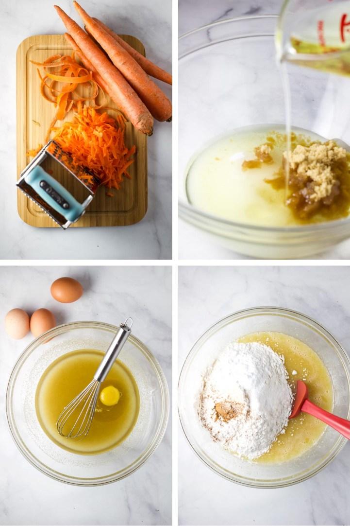 How to make Carrot cake sheet cake, carrot sheet cake, carrot cake, cream cheese icing