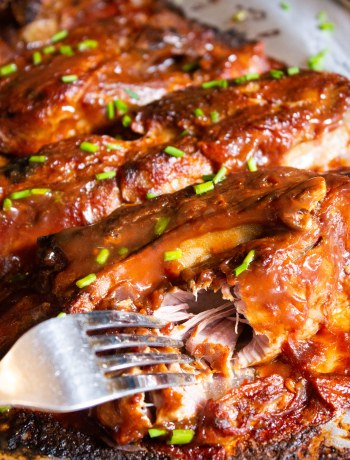 pork brine, country pork ribs, moist country pork ribs, slow cooker country ribs. slow cooker country pork ribs