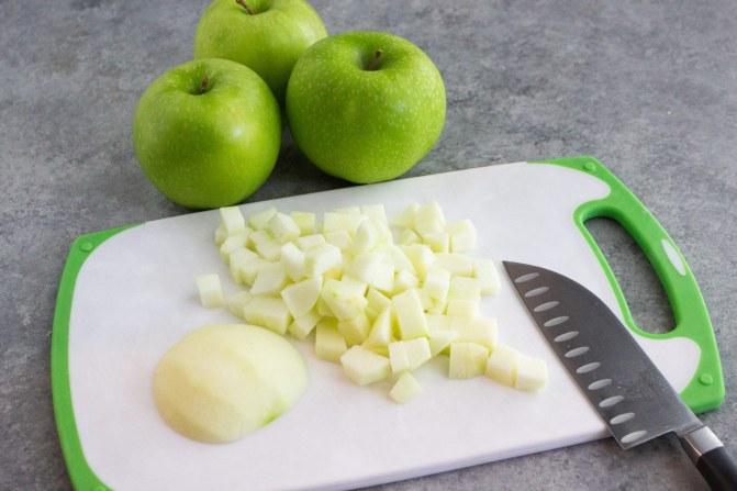 Cream cheese apple pie dip, apple pie dip, apple dip, tillamook, apple pie dip with cream cheese, appetizer, dessert