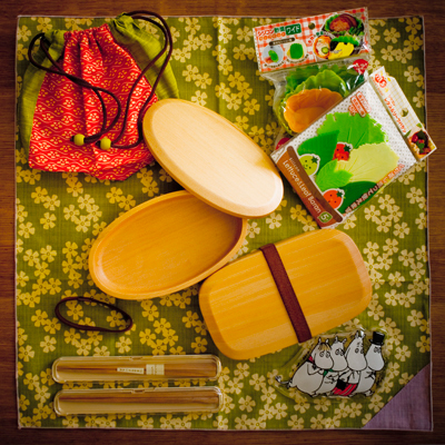 www.cocoandme.com - Coco&Me - Coco and Me -  Japanese Kitchenware bento box items goods chopsticks pouch furoshiki